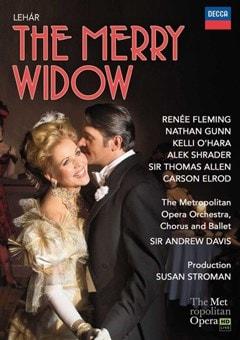 The Merry Widow: The Metropolitan Opera (Davis) - 1