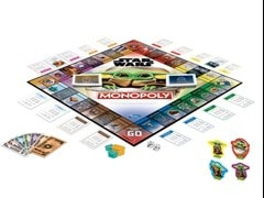 Monopoly: The Mandalorian: Baby Yoda The Child - 2
