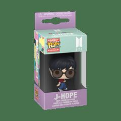 J-Hope: Dynamite: BTS Pop Vinyl: Keychain - 2
