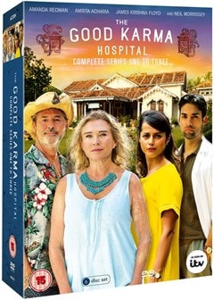 The Good Karma Hospital: Series 1 - 3 - 1
