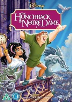 The Hunchback of Notre Dame (Disney) - 3