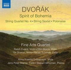 Dvorak: Spirit of Bohemia: String Quartet No. 4/String Sextet/Polonaise - 1