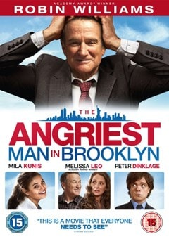 The Angriest Man in Brooklyn - 1