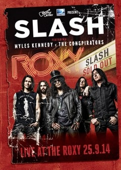 Slash Featuring Myles Kennedy and the Conspirators: Live At... - 1