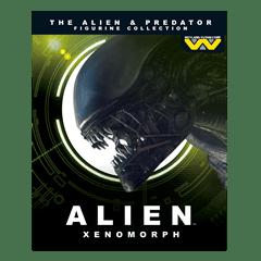 Xenomorph Alien Figurine: Hero Collector - 3