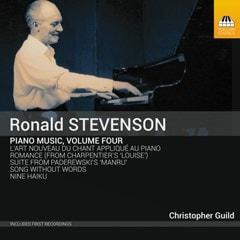 Ronald Stevenson: Piano Music - Volume 4 - 1