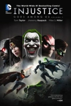 Injustice: Gods Among Us Volume 1 Tp - 1