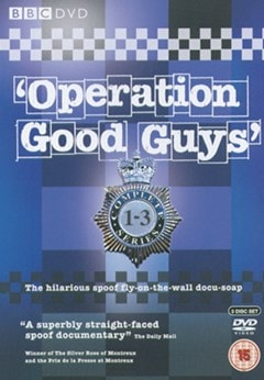 Operation Good Guys: Series 1-3 - 1