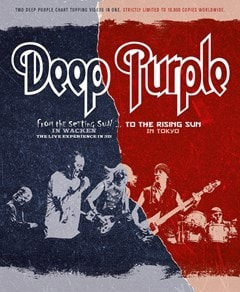 Deep Purple: From the Setting Sun in Wacken... To the Rising... - 2
