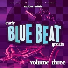 Early Blue Beat Greats - Volume 3 - 1