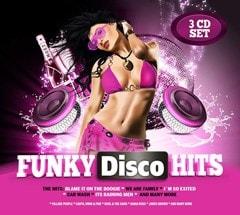 Funky Disco Hits - 1