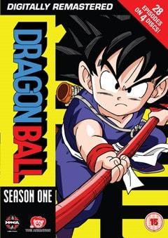 Dragon Ball: Season One - 1