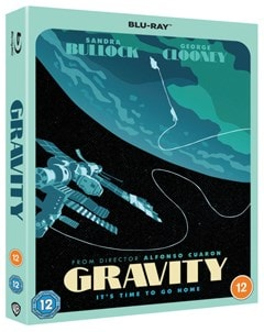 Gravity - Travel Poster Edition - 3