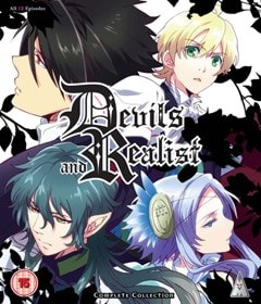 Devils and Realist: Complete Collection - 1