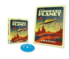 Forbidden Planet - Travel Poster Edition - 1