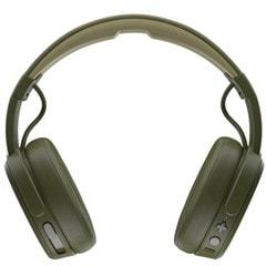 Skullcandy Crusher Moss/Olive/Yellow Bluetooth Headphones - 1