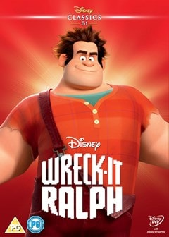 Wreck-it Ralph - 1