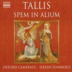 Spem in Alium (Summerly, Oxford Camerata) - 1