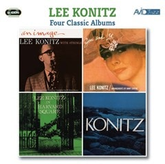 Four Classic Albums: An Image/You and Lee/In Harvard Square/Konitz - 1