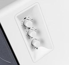 Edifier R1280T White Active Bookshelf Speakers - 4