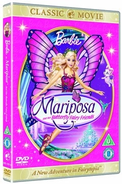 Barbie: Mariposa and Her Butterfly Fairy Friends - 2
