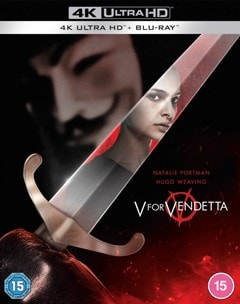 V for Vendetta - 1
