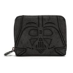Loungefly X Star Wars Vader Head Zip Around Wallet - 1