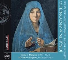 Josquin & Antonello: L'abbraccio Fra Nord E Mezzogiorno - 1