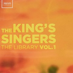 The King's Singers: The Library - Volume 1 - 1