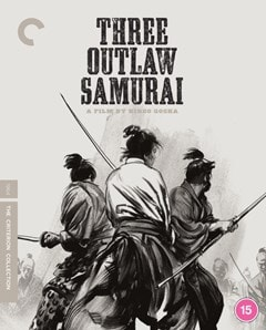 Three Outlaw Samurai - The Criterion Collection - 1