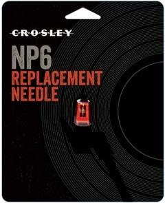 Crosley NP6 Diamond Stylus Replacement Needle - 1