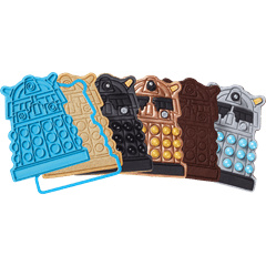 Doctor Who: Apron & Cookie Cutter Baking Set Hero Collector - 3