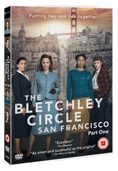 The Bletchley Circle: San Francisco - Part One - 2