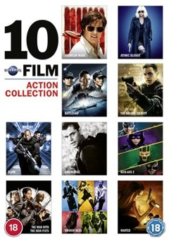 10 Film Action Collection - 1