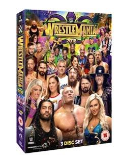 WWE: Wrestlemania 34 - 1