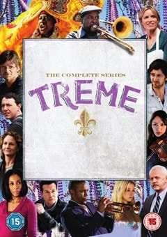 Treme: The Complete Series - 1
