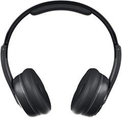 Skullcandy Cassette Black Bluetooth Headphones - 2