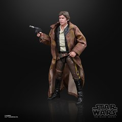 Han Solo: Episode 6: The Black Series: Star Wars Action Figure - 3