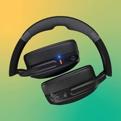 Skullcandy Crusher Evo True Black Bluetooth Headphones - 2