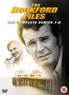 The Rockford Files: The Complete Series 1-6 - 1