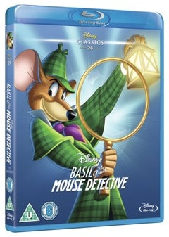 Basil the Great Mouse Detective - 4