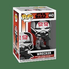 Wrecker (443): Bad Batch: Star Wars Pop Vinyl - 2