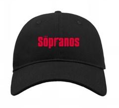 The Sopranos Logo Cap - 1