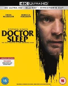 Doctor Sleep: Limited Edition 3-Disc Director's Cut - 1