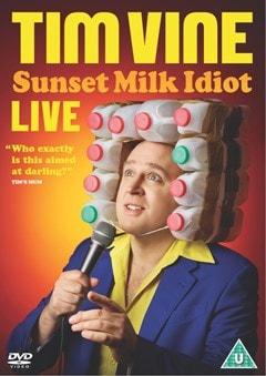 Tim Vine: Sunset Milk Idiot - 1