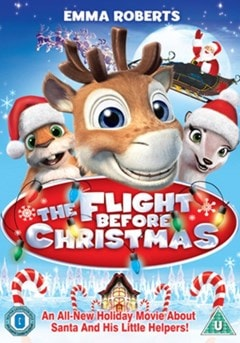 The Flight Before Christmas - 1