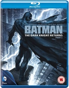 Batman: The Dark Knight Returns - Part 1 - 1