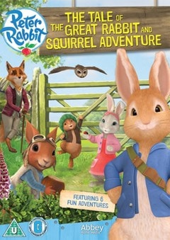 Peter Rabbit: The Tale of the Great Rabbit and Squirrel Adventure - 1