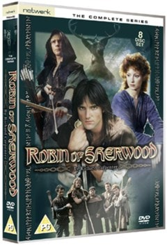 Robin of Sherwood: The Complete Series - 1