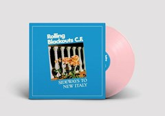 Sideways to New Italy: Rose Coloured Vinyl (LRS IAOTY) - 1